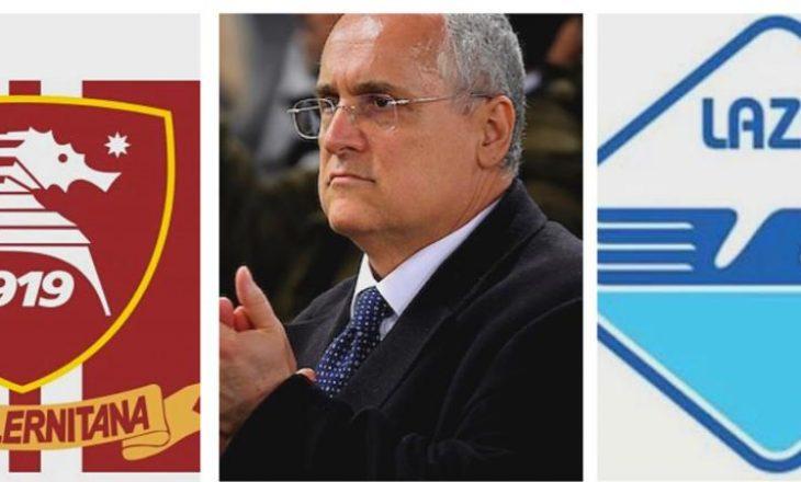 Me inkuadrimin e Salernitanës në Serie A, presidenti i Lazios duhet të shesë njërin klub