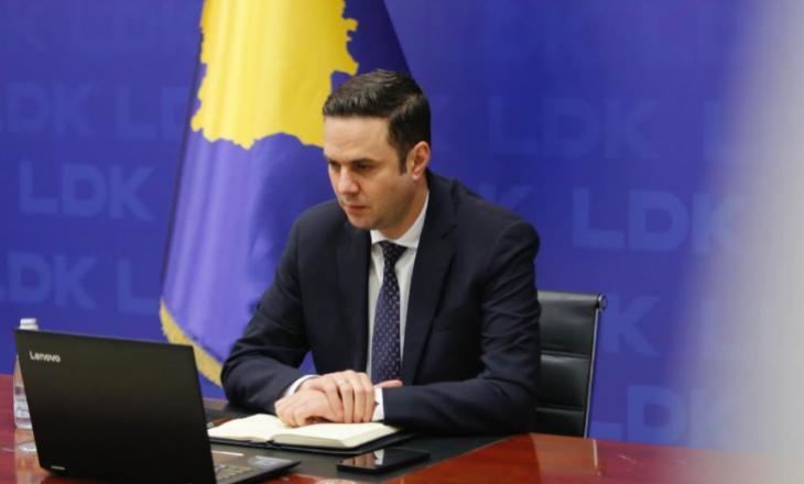 Abdixhiku takim virtual me shqiptaro-amerikanët