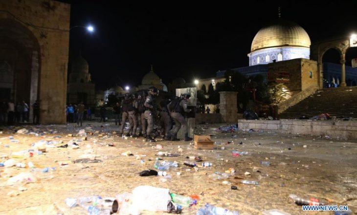 Izraeli i kundërpërgjigjet palestinezëve, sulmon Gazën duke vrarë komandantin e Hamasit – reagojnë SHBA dhe Britania e Madhe