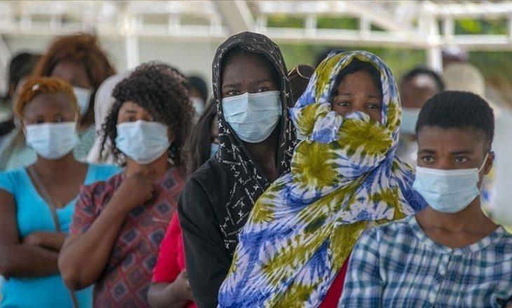 Afrika ka regjistruar mbi 123 mijë viktima nga COVID-19 që nga fillimi i pandemisë