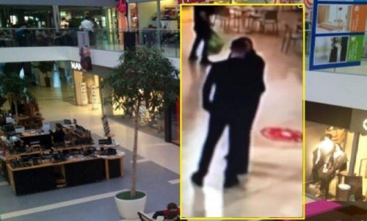 Policia jep detaje për rrahjen e qytetarit nga sigurimi në 'Albi Mall'