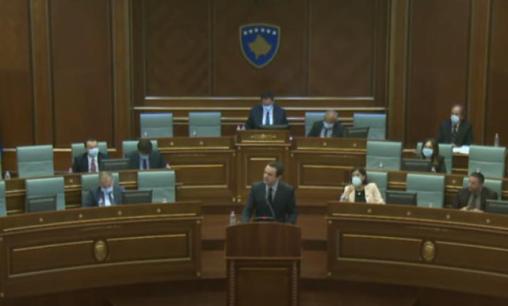 Kurti: Marrëveshja me NATO-n është e dëmshme për interesat e Kosovës