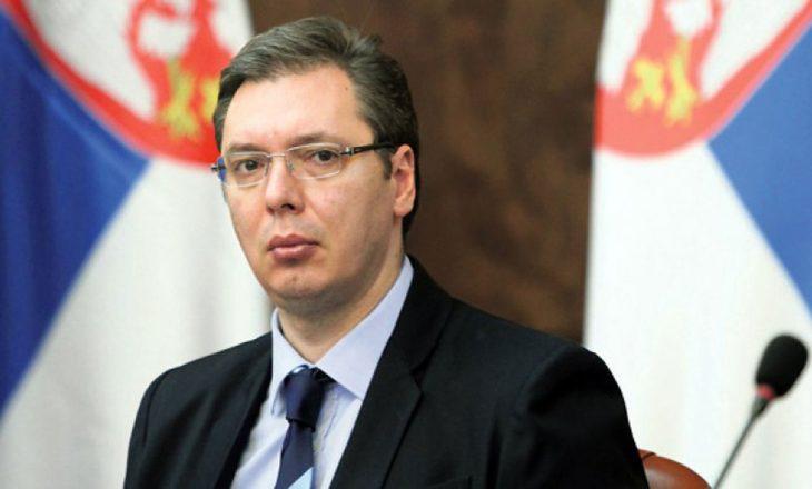 Vuçiq: Ndryshimi i kufijve është i mundur vetëm nën mandatin e OKB-së