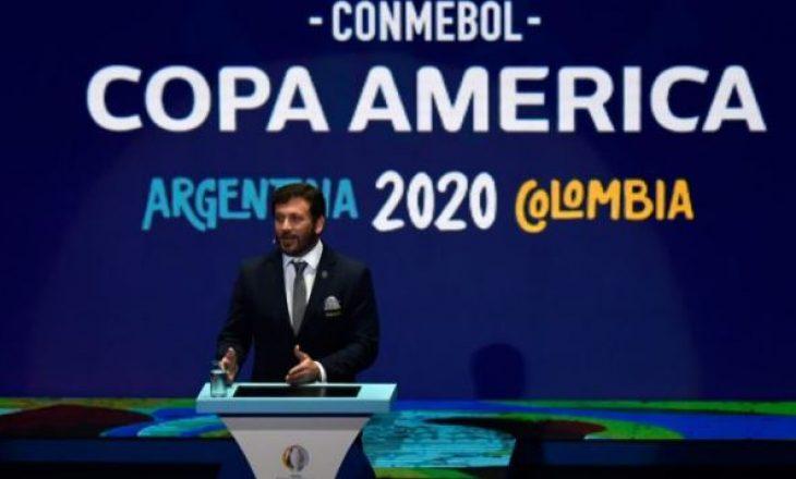 """""""Copa America 2021"""" mund të ndryshoj lokacion shkaku i trazirave në Kolumbi"""