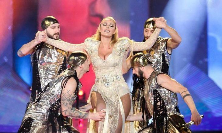 Shqipëria kualifikohet në finalen e Eurovisionit