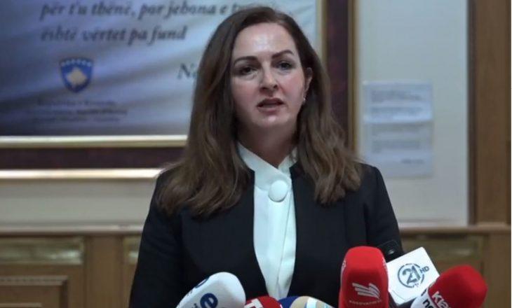 Nagavci: Ministria e Arsimit do të mbajë konferenca për media çdo dy javë