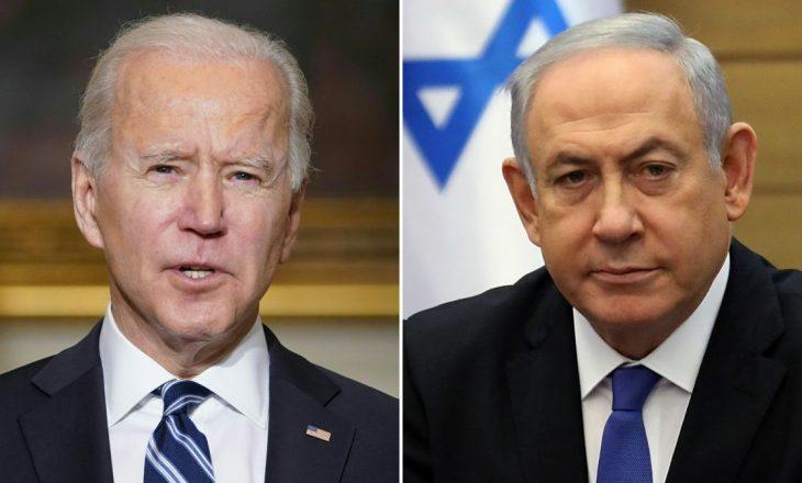 Biden i kërkon Natanyahut armëpushim në Gaza