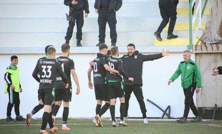 Feronikeli fiton ndaj Trepçës '89 në Drenas