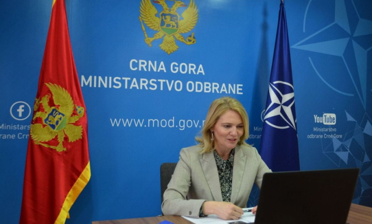 Deputeti malazez: Ministrja jonë e Mbrojtjes, vetëm sa nuk e luajti 'Shotën' në takim me Mehajn