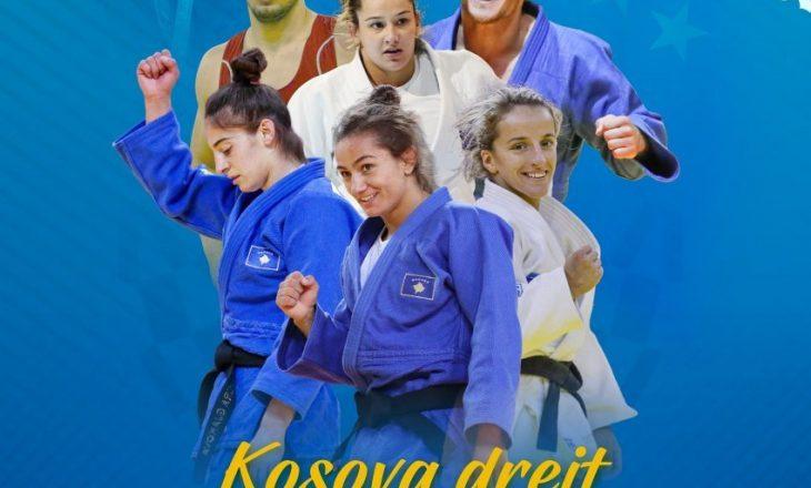 """Kosova do të marrë pjesë më 6 norma olimpike në """"Tokio 2020"""""""