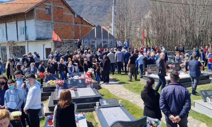 23 vjet nga masakra në Lybeniq