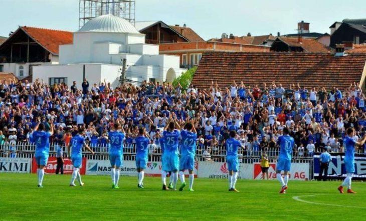 Drita mposht Arbërinë, klubi nga Gjilani siguron garat europiane ndërsa klubi lipjanas bie në Ligën e Parë