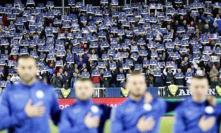Kosova nuk lëvizë nga pozita në renditjen e FIFA-së