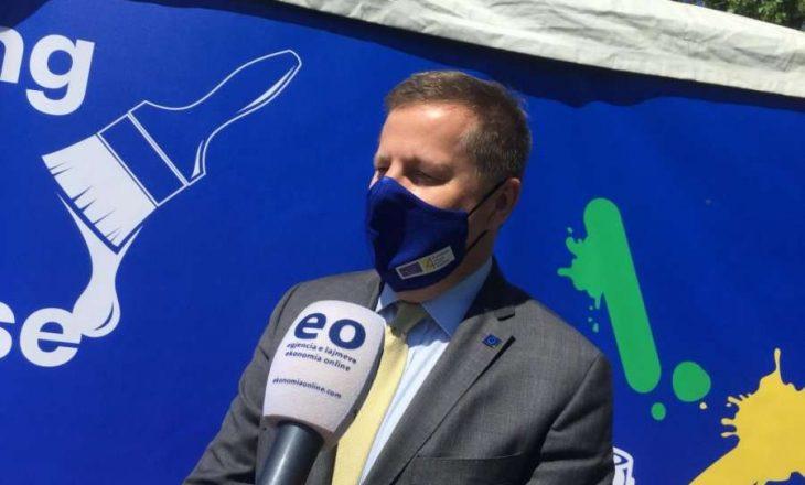 Szunyog: Synojmë të përcjellim pro-evropianizimin e Kosovës