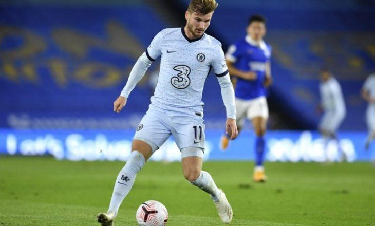 Werner kalon Chelsean në epërsi ndaj Realit
