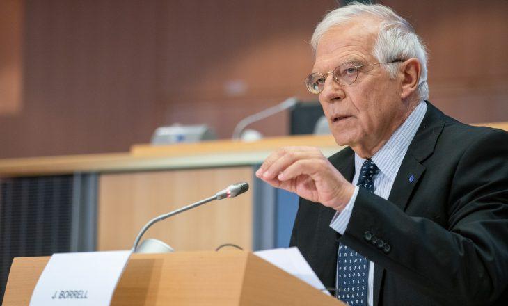 Borrell për darkën e liderëve të Ballkanit Perëndimor: Diskutuam për sfidat me të cilat përballet rajoni
