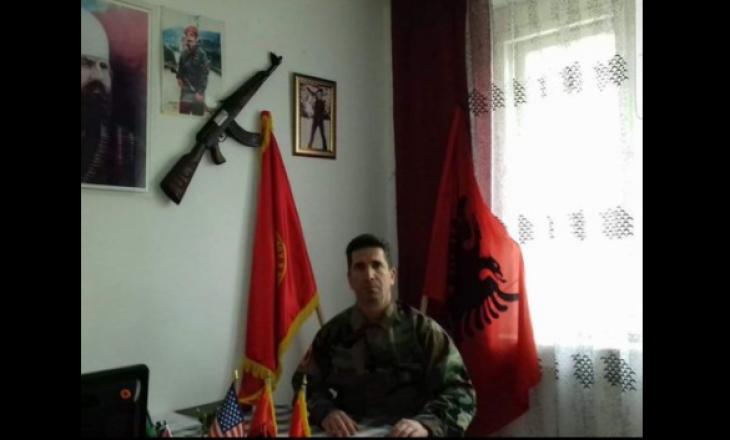 Vdes ish-ushtari i UÇK-së, Behram Rrahmani