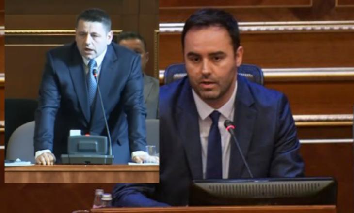 """Konjufca, Berishës: Kryeministri lëshoi sallën se """"ti Bekë je për sporte të rënda"""""""