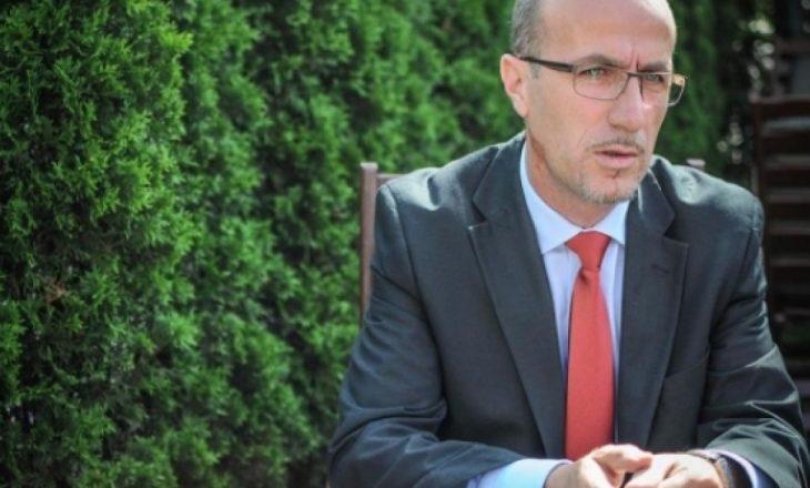 Haxhiu kërkon të jetësohet kërkesa e Veselit për formimin e Gjykatës Ndërkombëtare për Krimet e Serbisë në Kosovë