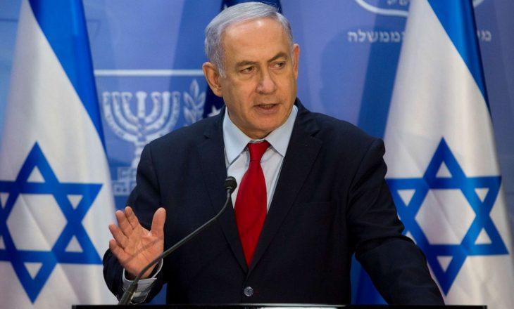 """Netanyahu: Nuk përjashtoj një operacion tokësor për t'i """"pushtuar ata"""" (palestinezët)"""