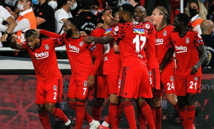 Pas titullit në ligë, Besiktas fiton edhe Kupën e Turqisë