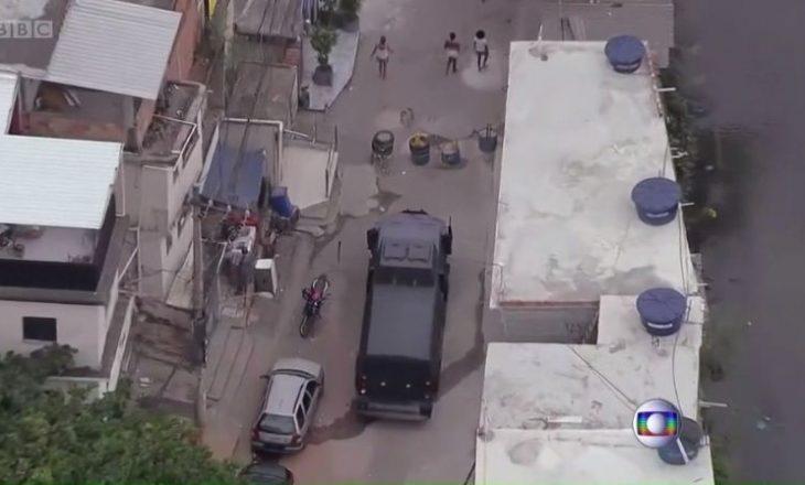 Një polic dhe 27 trafikantë droge vriten në Brazil