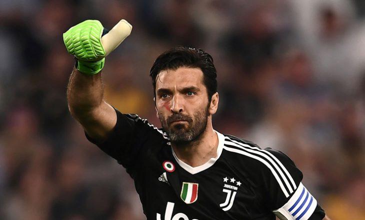 Buffon nuk rinovon me Juventusin, largohet në fund të këtij sezonit