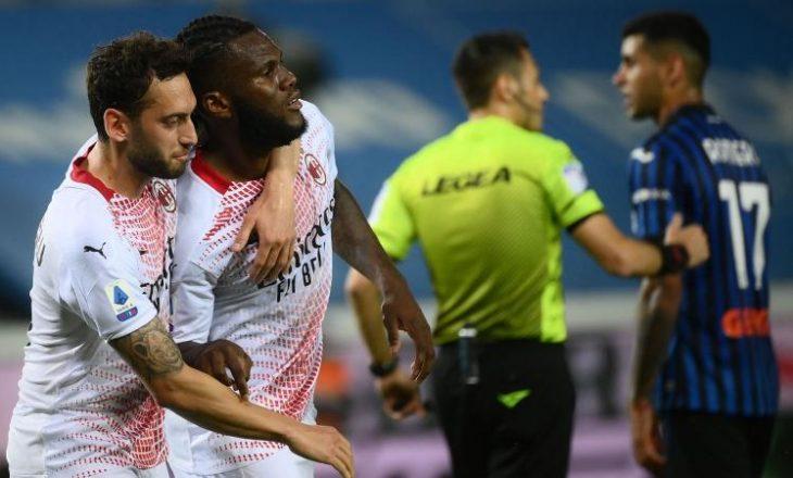 Milan rikthehet në Champions, Napoli mbetet jashtë – ndeshjet e fundit në Serie A