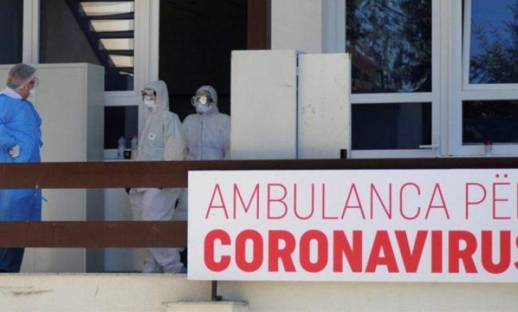 Mbi dymijë e dyqindë të vdekur si pasojë e COVID-19