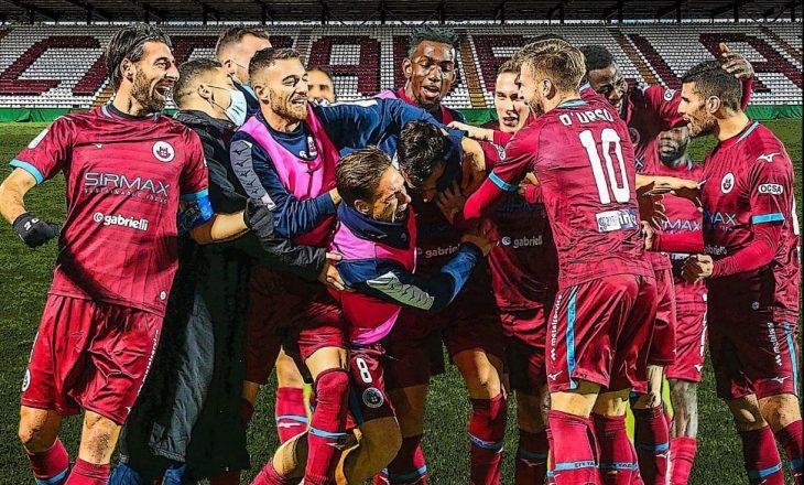 Cittadella dhe Venezia do të luajnë ndeshjen finale për inkuadrim në Serie A