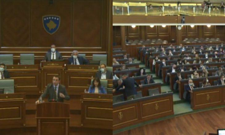 Kurti sqaron deklaratën për kriminelët, deputetët e opozitës i quan të paaftë