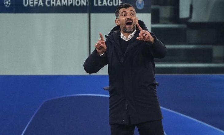 Napoli gjen zëvendësuesin e Gattusos, Sergio Conceicao caktohet në krye të pankinës