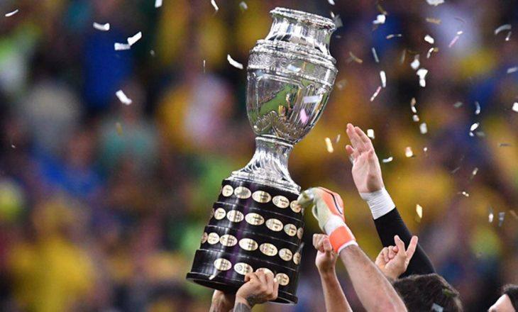 """Zyrtare: """"Copa America"""" do të zhvillohet në Brazil"""