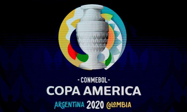 "Situata me COVID-19: Suspendohet ""Copa America"""