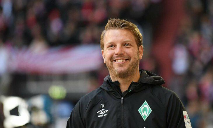 Werder Bremen shkarkon trajnerin Florian Kohlfeldt