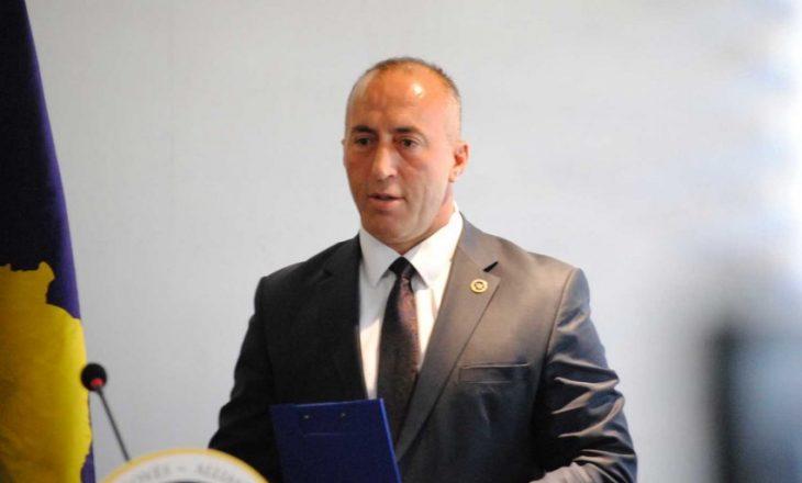 Haradinaj ka dy kërkesa për Qeverinë