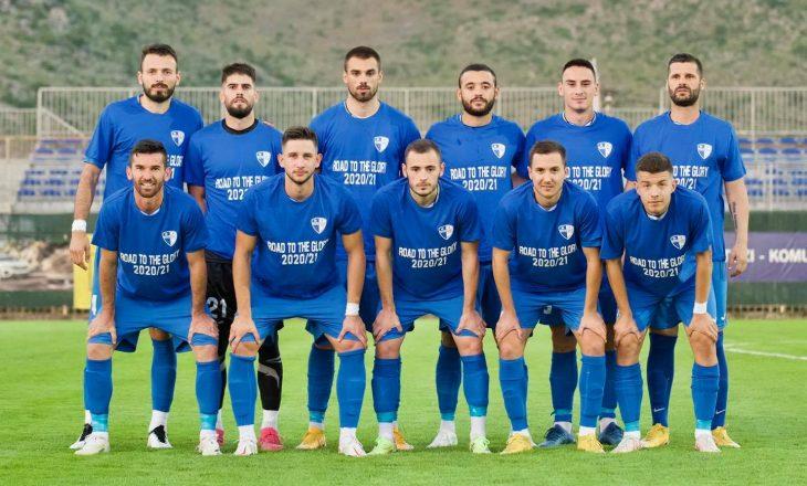 Deçiqi barazon ndeshjen e fundit kampionale me Petrovacin