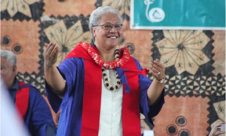 Samoa vendosi të caktojë kryeministren e parë femër