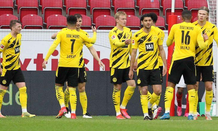 Dortmund mposht Mainzin, siguron Champions League për sezonin e ardhshëm