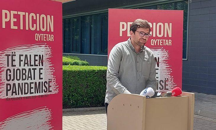 PSD nis peticion për faljen e gjobave gjatë pandemisë