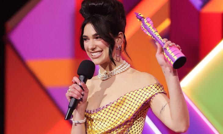 Lista e fituesve në Brit Awards 2021 – Dua Lipa kryesoi mbrëmjen me dy çmime