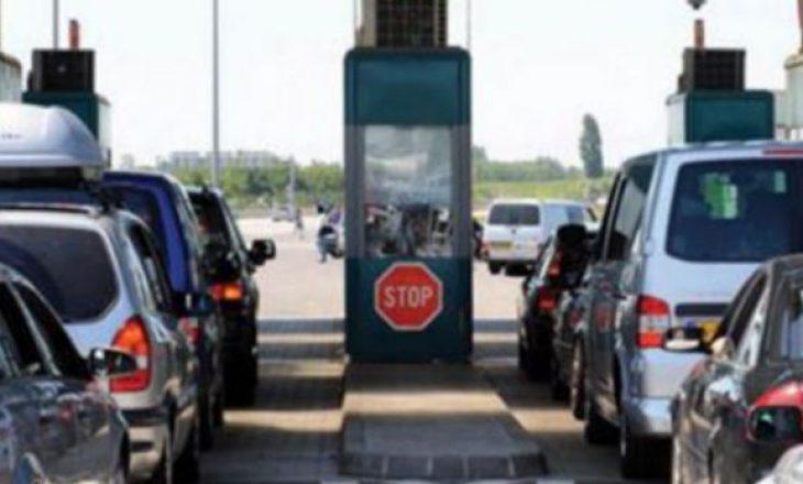 Sot hapet vendkalimi i ri kufitar midis Kosovës dhe Maqedonisë së Veriut