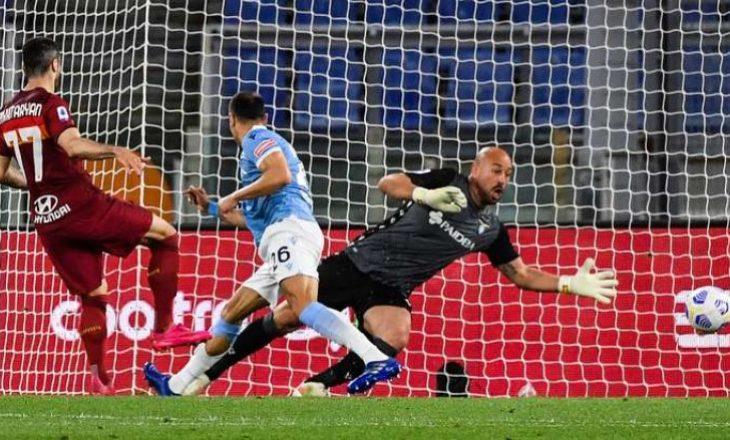 Roma rikthehet te fitorja në derbin lokal, mposht Lazion