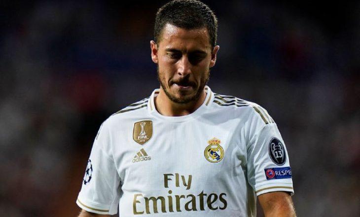 Hazard ua konfirmon bashkëlojtarëve se do të rikthehet te Chelsea