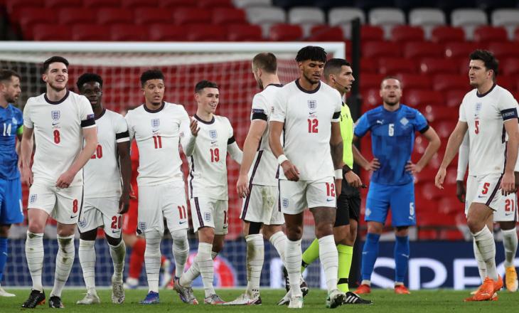 Anglia publikon listën e lojtarëve për Kampionatin Europian, Eric Dier dhe Dele Alli mbeten jashtë