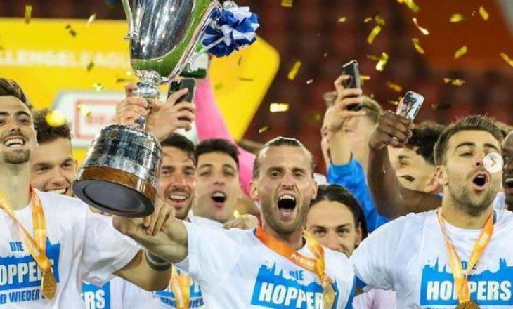 Lenjani zgjidhet në formacionin e vitit në Ligën e Parë zvicerane