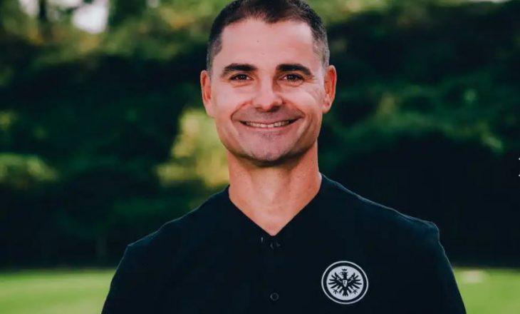 Ervin Skela emërohet trajneri i grupmoshave U-17 të Eintracht Frankfurt