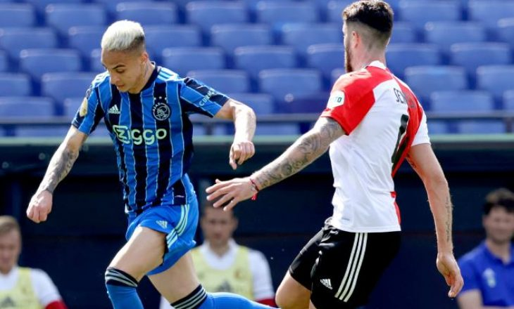 Eredivisie: Ajax mposht pastër Feyenoordin si mysafir