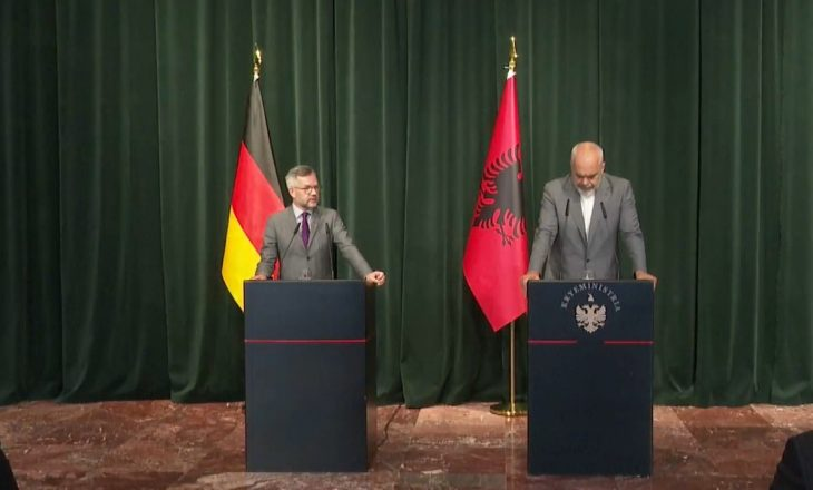 Rama kritikon BE-në për Kosovën