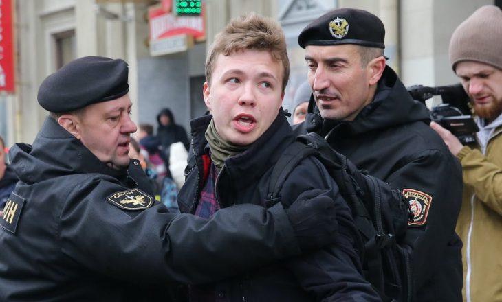 Gazetarët bjellorusë janë të pasigurt dhe vazhdimisht nën sulm, pas arrestimit të Protasevich